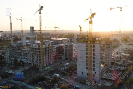 BudaPart projekt: új városnegyed Budán (embedded)
